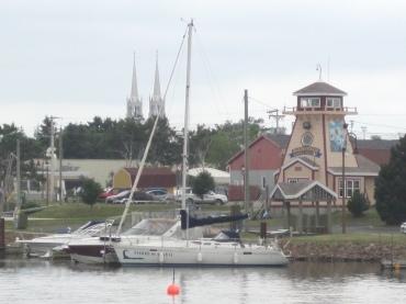 Marina de Tracadie.